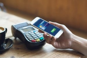 Betaling met mobiel