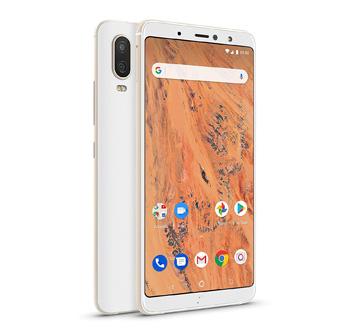 Mobiele Aquaris X2 van het merk BQ
