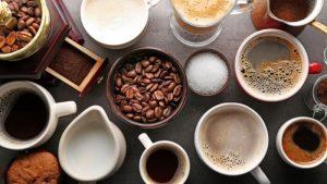 Express koffie en zijn varianten