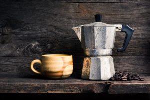 Italiaans koffiezetapparaat