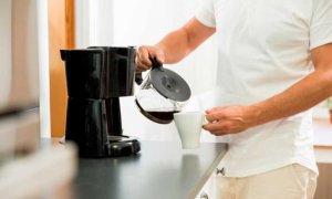 Druppel koffiezetapparaat