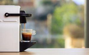 Capsule koffiezetapparaat