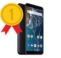 De Xiaomi Mi A2 is de beste mobiel van minder dan € 200