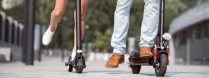 elektronische scooters