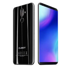 Chinese mobiele Cubot X18 Plus