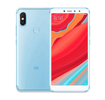 Xiaomi Redmi S2 blauwe smartphone