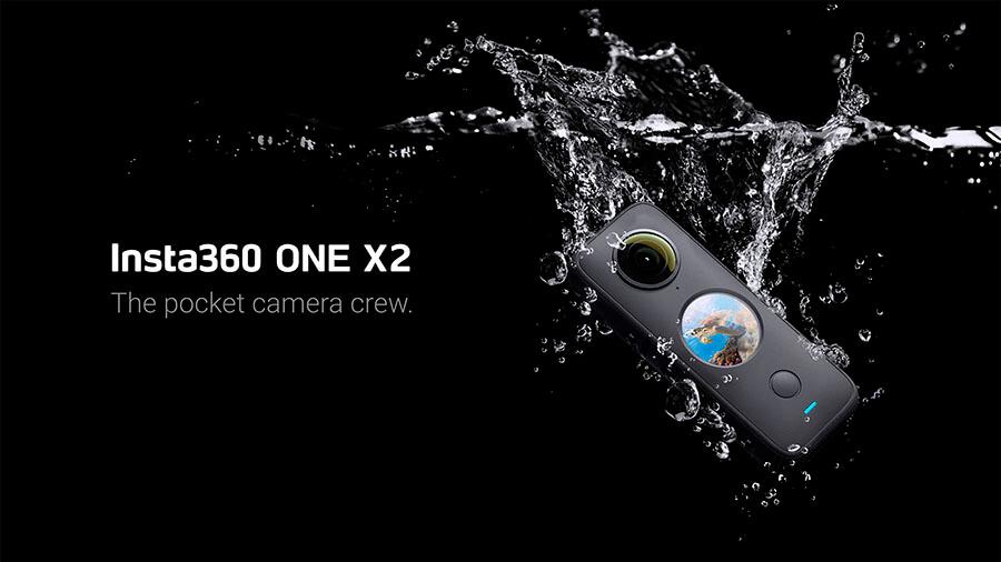 is waterdicht waterdicht insta360 één x2