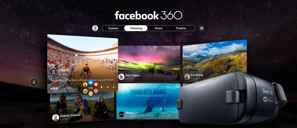 apps foto's 360 graden