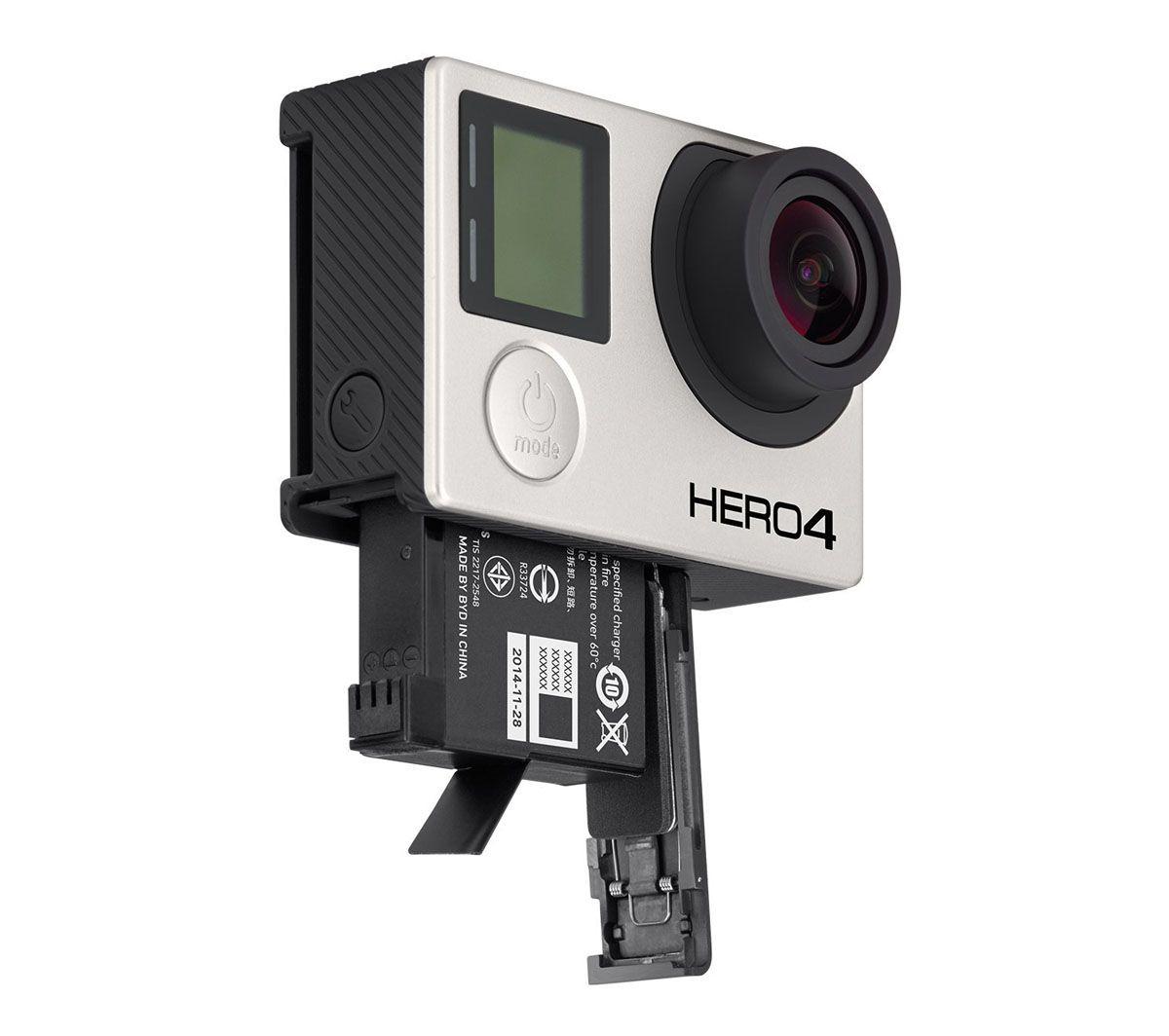 koop een batterij sportcamera