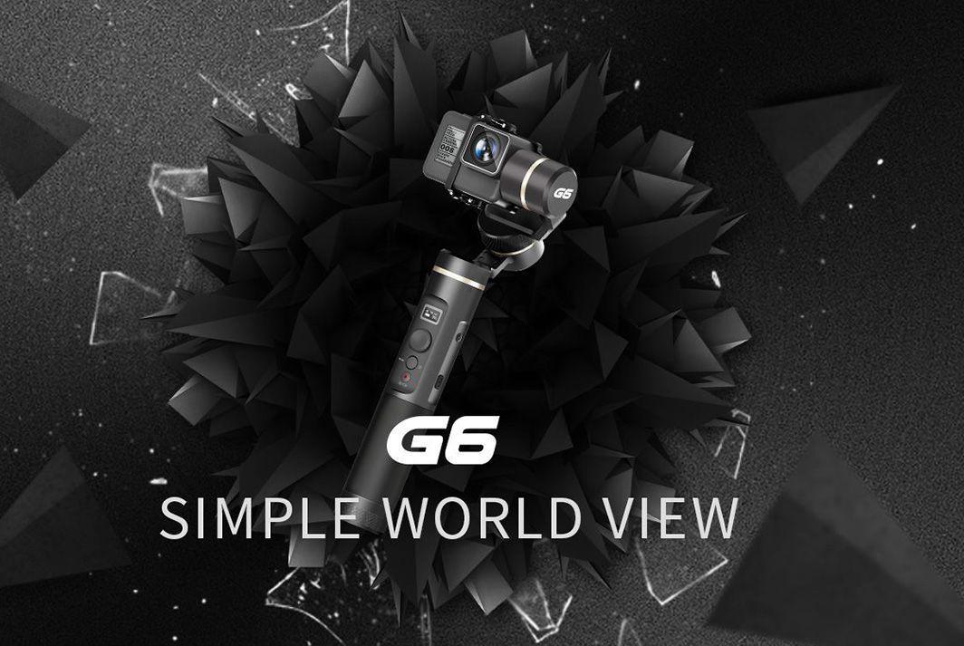 feiyu g6 beste gimbal sportcamera's 2020